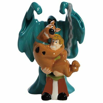 Scooby Doo, Shaggy and Scary Ghost Magnetic Salt & Pepper Shakers by Westland
