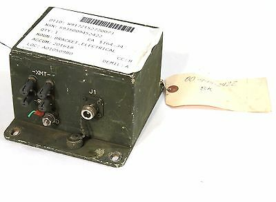 Military Truck HUMVEE. RT524 / RT1539 Radio Antenna Matchbox HVA-9