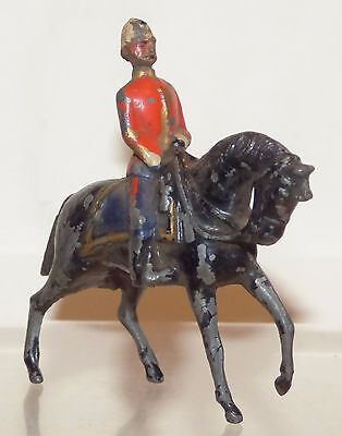 MB11 - Britains pre WW1 version. Mounted Line Infantry officer