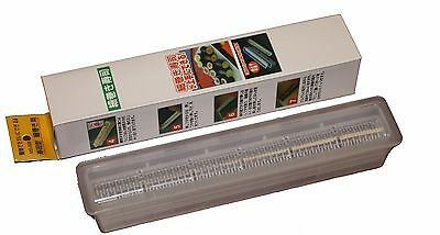 """8"""" Clear White Easy Simple Sushi Maker Bazooka Roller Kit Great for Sushi Lovers"""