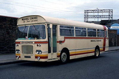 Maghull Coaches EX Southdown 240 Marshall Bristol RESL6G KUF240F