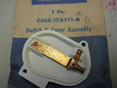 Nos 1966 1967 Ford Fairlane Wiper Motor Switch Cover Plate