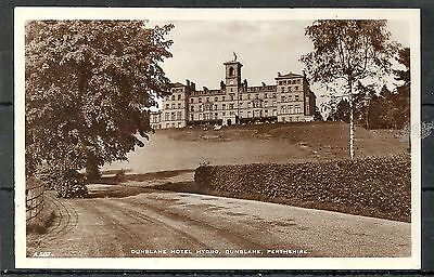 Postcard : Dunblane The Hotel Hydro posted 1947