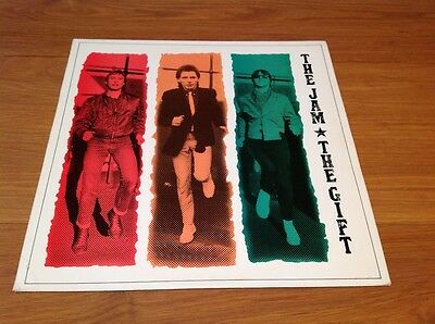 "THE JAM ""The Gift"" vinyl album EXCELLENT USED CONDITION"