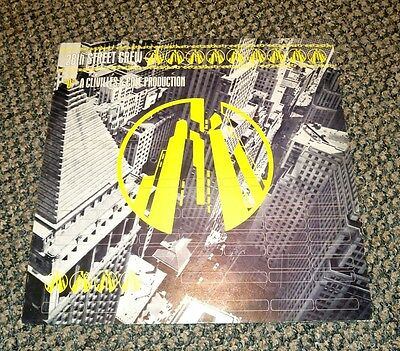 "12"" dj vinyl Dance House Classic's MINISTRY OF SOUND 28TH STREET CREW ""O"""
