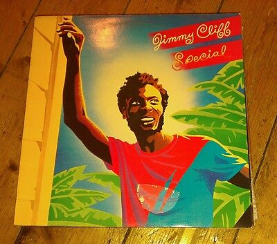 Jimmy Cliff - Special  Lp 85878 Cbs 1982 Vg++!