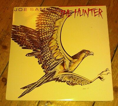 Joe Sample - The Hunter Lp Mcf 3164 Mca Records 1983! Vg!