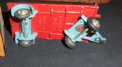 Corgi  Chipperfields  Circus Platform Trailer   4 Replacement Tires Only