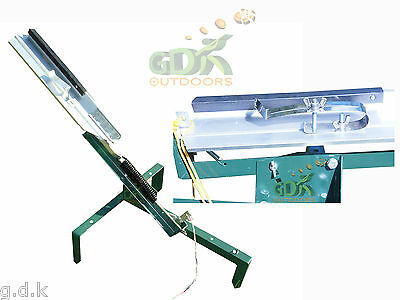 Competitor Clay Pigeon Trap, Clay Target Thrower, Manual Clay Trap,home Use C101