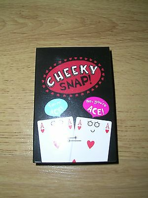 Cheeky Snap! Playing Cards