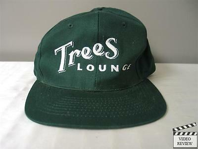 Trees Lounge themed baseball cap/hat, green, one size fits all