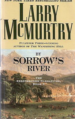 BY SORROW'S RIVER LARRY McMURTRY PAPERBACK