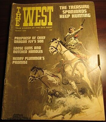 The West Magazine March 1966 - The Treasure Spaniards Keep Hunting