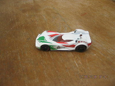 Hot Wheels Scoopa Di Fuego diecast model by Mattel toy car 1 of a set just 50p