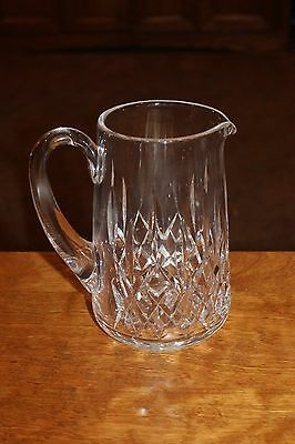 """WATERFORD Lismore Pitcher - 7"""""""