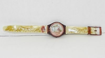 '97 The Lost World Jurassic Park Something Has Survived Burger King Watch {4377}
