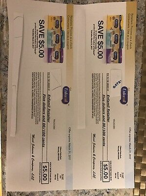 $10 Enfamil Baby Formula Coupon Exp March 31