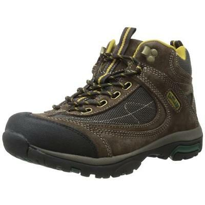 Eastland 6567 Mens Haystack Brown Leather Hiking Boots Shoes 11 Medium (D) BHFO