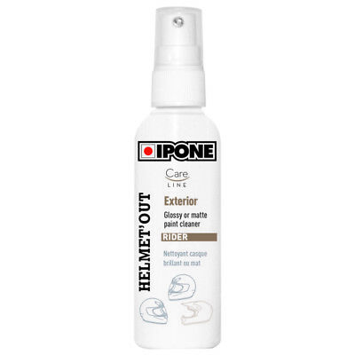 100 ml IPONE Helmet'Out Cleaner  Part# 800677#