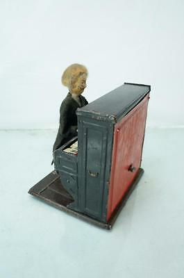 Ferdinand Martin Pianist Tin Wind Up Piano Playing Toy Circa 1920S Rare