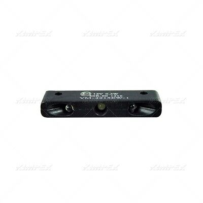 Black CHAFT Licence Plate Light  Part# IN765