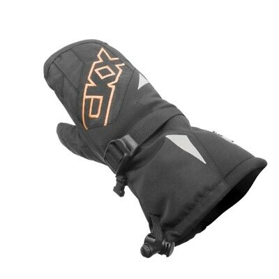 Child CKX Technoflex Mittens  Part# Y586_BK/OG_XS XS