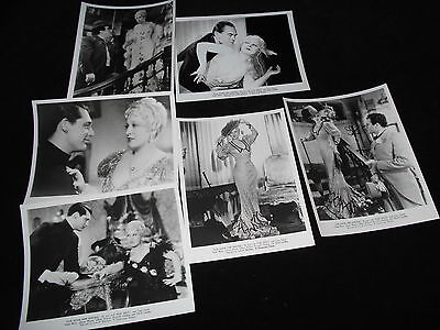 She Done Him Wrong Mae West  Cary Grant  6 Photos
