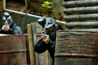Paintball Experience Vouchers + 2400 Paintballs - Bids Starts From ONLY 1p