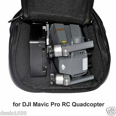 Backpack Case Protective Traveling Bag for DJI Mavic PRO Quadcopter & Accessory