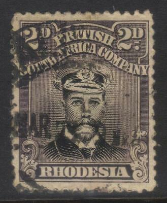 Rhodesia 1913-1919 Definitives Sg255 Used Cat £6+