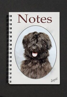 Briard Notebook / Notepad By Starprint