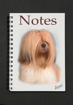 Lhasa Apso Notebook By Starprint