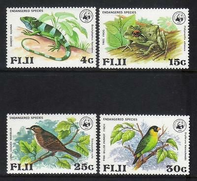 Fiji 1979 Endangered Wildlife U/m Cat £10+