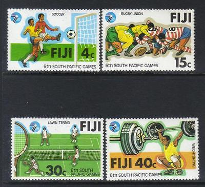 FIJI 1979 6th SOUTH PACIFIC GAMES U/M