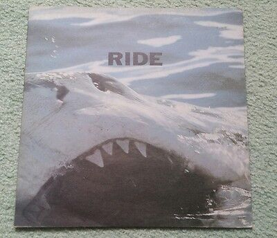 """Ride """"Today Forever"""" 12"""" Vinyl.CRE 100T, UK 1991."""