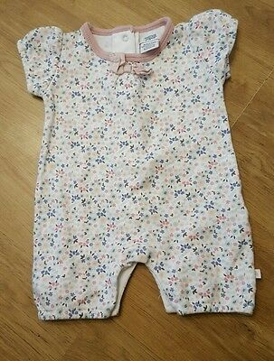 beautiful baby girls newborn romper outfit playsuit m&p spring summer