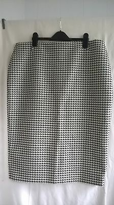 M&s Collection Straight Skirt Size 16