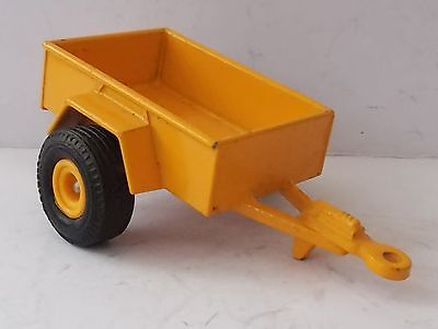Britains Autoway - small construction trailer - 9830 - 1/32