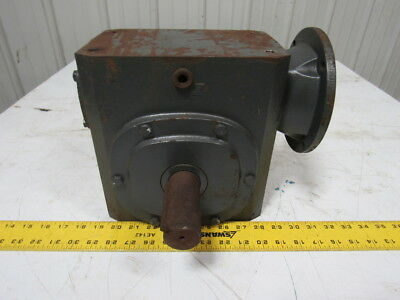 Baldor AG816 Type  F/GR0136A051 Worm Gear 20:1 Gearbox Speed Reducer