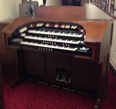 Conn 651 Theatre Organ