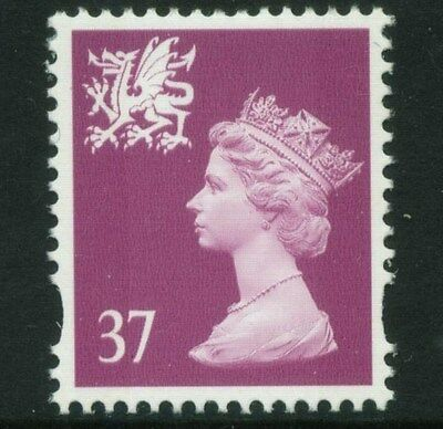 WALES 1997  37p  SG W81   UNMOUNTED MINT