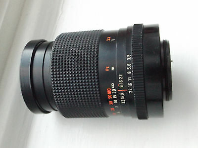 Quaity Carl Zeiss  Sonnar Telephoto / Zoom Lens, MC S 1:3.5 135mm, M42, #19332