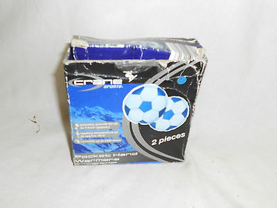 FULLY BOXED Crane Sports HAND WARMERS Gel