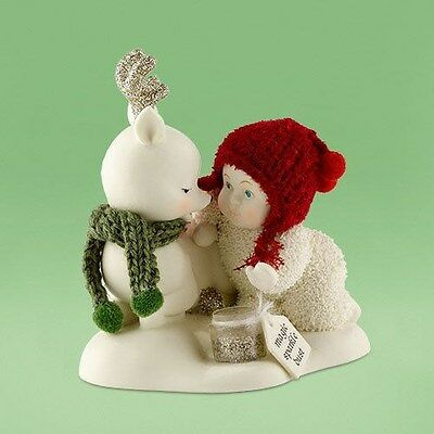 Dept 56 Snowbabies Do You Believe In Magic 3Rd In A Series Of