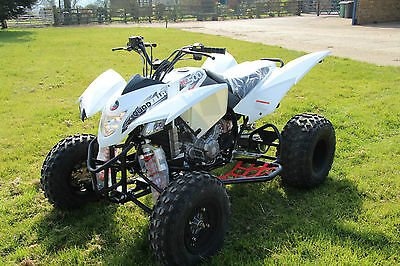 Quadzilla 500 XLC, 1 year warranty, road legal quadbike, ATV Quad, sports,Raptor