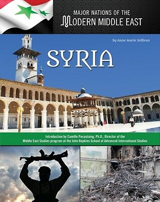 Syria (Major Nations of the Modern Middle East) (Hardcover), Anne. 9781422234518