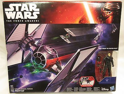 STAR WARS B3920 First Order Special Forces TIE FIGHTER - Das Erwachen der Macht