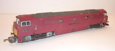 LIMA 00 ga BR class 52 LOCOMOTIVE WESTERN GLADIATOR - 205121 spare or repair,  s