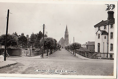 Ireland  Tipperary St Michael's Rd And Rc Church  Rp