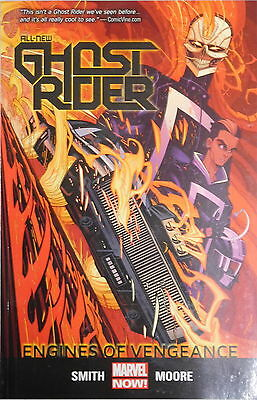 All-New Ghost Rider volume 1 Engines of Vengeance trade paperback Marvel Comics